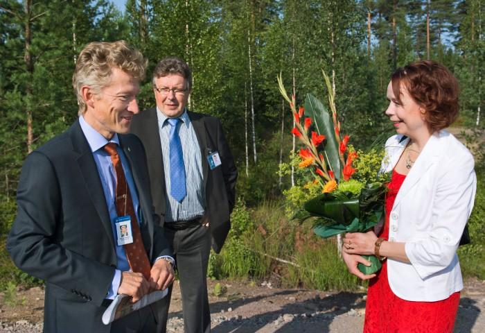 Pasi Heiskanen, Jyrki Mattila, Pia Viitanen