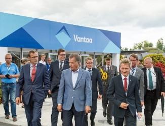 Asuntomessut Vantaa - Sauli Niinistö